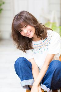 桐谷美玲風★ふわふわミディ☆小顔×ミディアムパーマ